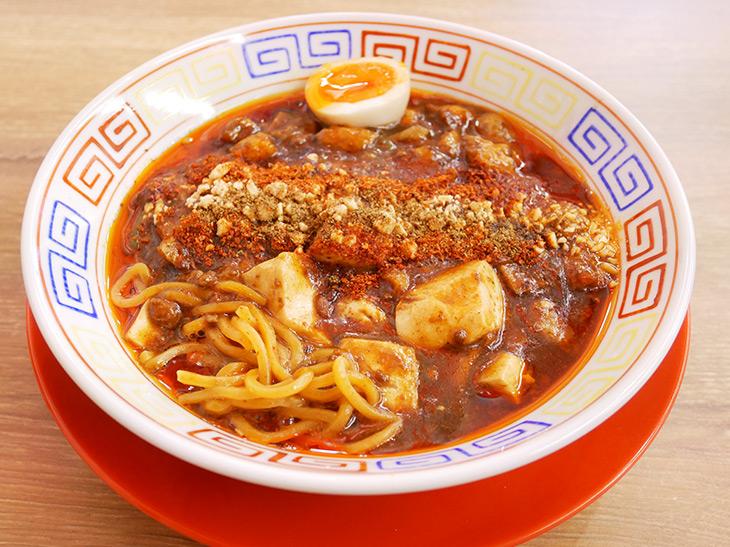 「豚骨麻婆麺」950円