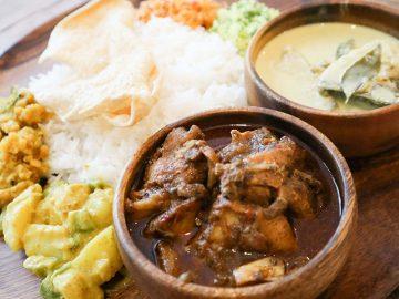 カレー好き必見! 東京・白山の『ヤムヤムカデー』でスリランカカレーの真髄を味わってきた