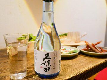 日本酒「久保田」の7名柄が堪能できる! 恵比寿にできた『KUBOTA SAKE BAR』に行ってきた