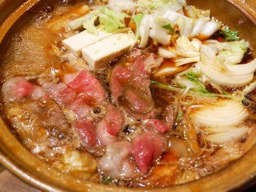 唐揚げで有名な居酒屋『ミライザカ』で、超ハイレベルな「黒毛和牛のすき焼き」が味わえるって知ってた?