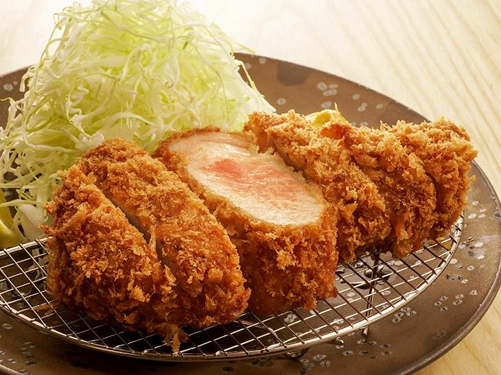 ビブグルマン選出のとんかつ専門店『神田 ポンチ軒』が10月28日に浅草雷門にオープン!