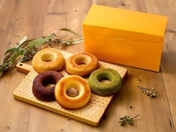 老舗ベーカリー『ル ビアン』が本気で作ったしっとり「焼きドーナツ」の魅力とは?