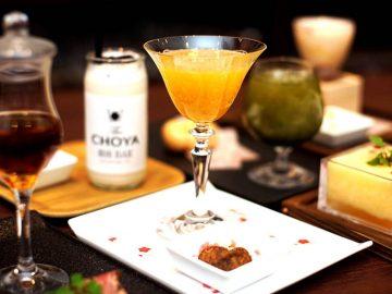 「チョーヤ梅酒」がカクテルに! カクテル専門バー『ザ・チョーヤ 銀座BAR』で楽しむ梅づくしメニューとは?