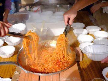 イタリアンの有名シェフが作るスパゲッティ・アマトリチャーナが堪能できるイベント「アマデイ」が千歳烏山で開催!