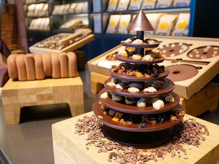 名ショコラトリー『ル・ショコラ・アラン・デュカス』の美しすぎるXmas限定ショコラ9選