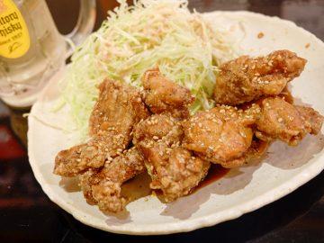 お酒が進みすぎる! 高円寺で人気の『九州みくに』で絶品「霧島鶏のからあげ」を食べてきた