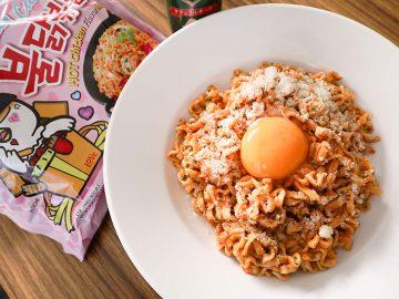 無慈悲な辛さがやみつきに! 韓国人気No.1の激辛インスタント麺「プルダックポックンミョン」を食べてみた