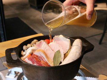 この発想はなかった! クラフトビールで煮込む「ビール鍋」の魅力とは?