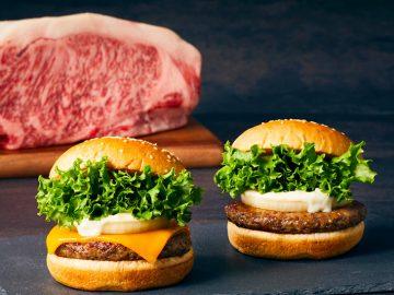 最高肉質A5ランクの「仙台牛」がハンバーガーに!? 『フレッシュネスバーガー』で新発売
