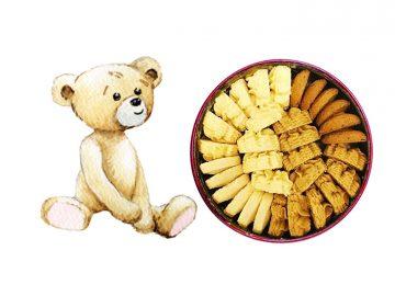クリスマスプレゼントに最適! 香港で行列が絶えない大人気クッキー「ジェニー・ベーカリー」が期間限定で上陸