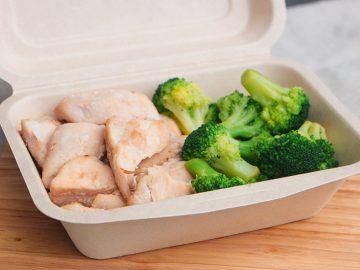 メニューはブロッコリーと鶏胸肉だけ! 最強の筋肉メシ専門店『究極のブロッコリーと鶏胸肉』が人気急上昇中
