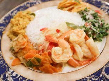 カルディの食材だけで作れる! プロが教える本格スリランカ料理【1】エビのホディー