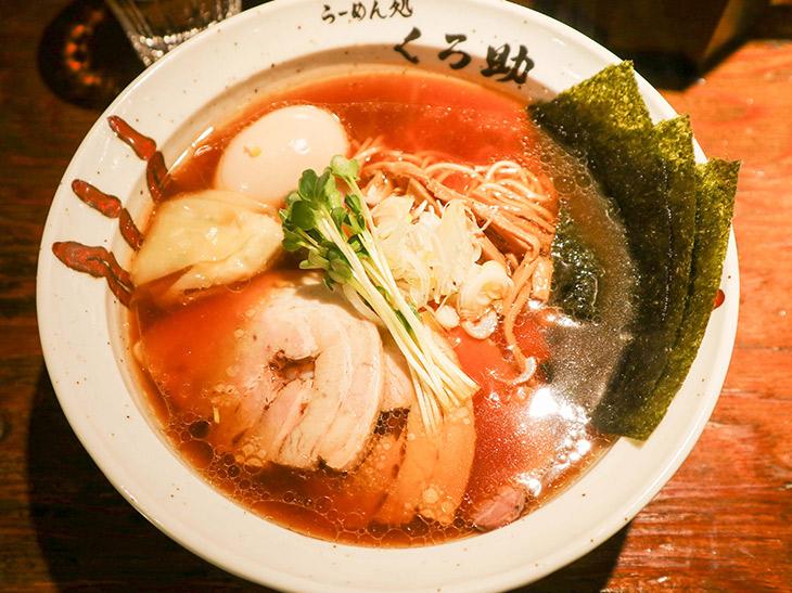 注目のラーメン店『くろ助』が新高円寺にオープン! 絶品「醤油 ...