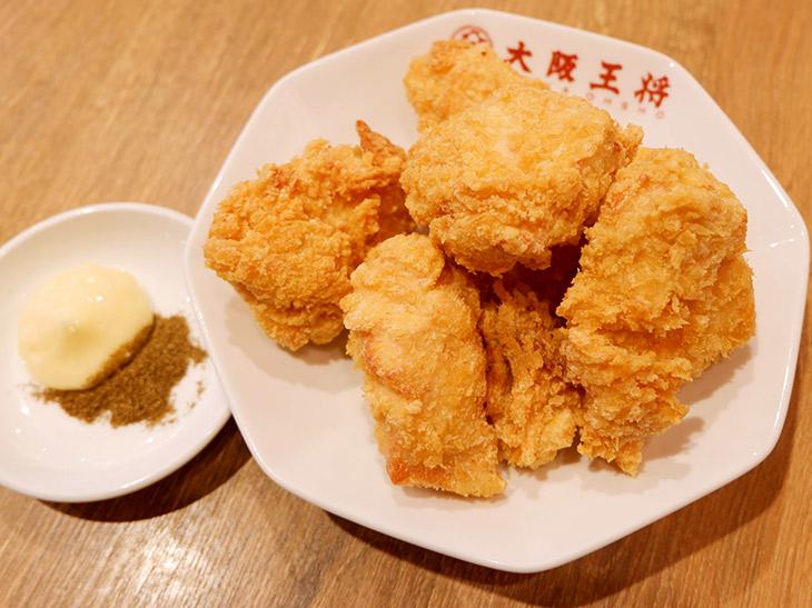 ダイエット中でも食べられるからあげとは? カラアゲニストが『大阪王将』で「奇跡のマッチョ唐揚げ」を食べてきた
