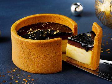 帰省土産にぴったり! 『東京ミルクチーズ工場』の「星空のケーキ」が羽田空港で限定販売中
