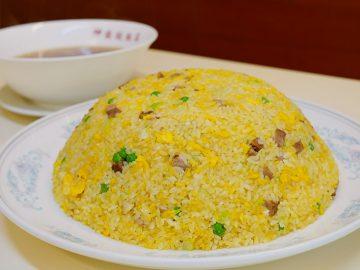 もはや無形文化財! 2.5kgの神盛りチャーハンを『神楽坂飯店』で食べてきた