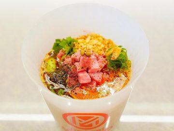 これぞ究極の担担麺! ラーメン官僚も絶賛する『Jikasei MENSHO』(渋谷)の「牛とろシビレ担担麺」が旨い