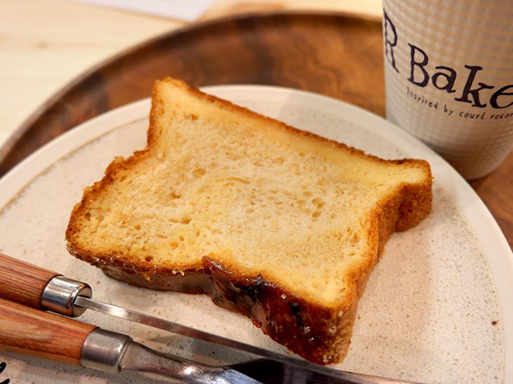 最旬スイーツ! ふわもちの新食感で注目の「ブリュレフレンチ食パン」を味わってきた