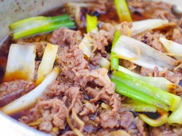 正月料理に飽きた人へ。家で作れるガッツリ&絶品「おとなの牛丼」の作り方