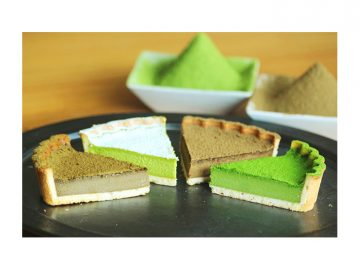 4種の茶葉の味を食べ比べ! 京都発の「4種のお茶尽くしチーズケーキ」に注目!