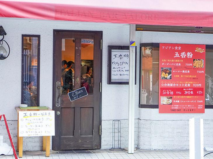 五反田駅から徒歩5分の場所にあります