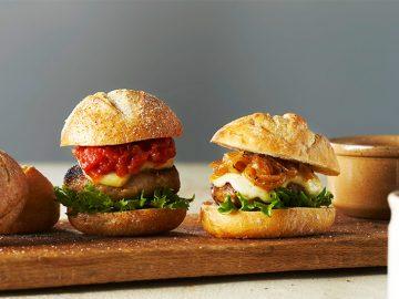 お取り寄せパンに革命をもたらした『Pan&』に、自宅で本格ハンバーガーが作れる新作セットが登場