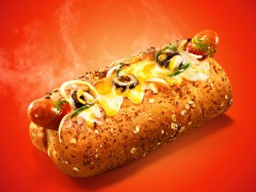 アツアツで火傷に注意!? 『サブウェイ』のチーズ激盛り「焼きサンド」とは?