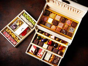 逆チョコで女心を鷲掴み! ザ・リッツ・カールトン大阪の「宝石ショコラ」に注目!