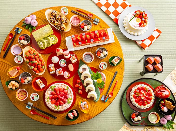 ヒルトン東京お台場の人気ビュッフェ「ストロベリーデザートビュッフェ」で絶対食べたいスイーツ&セイボリー6選