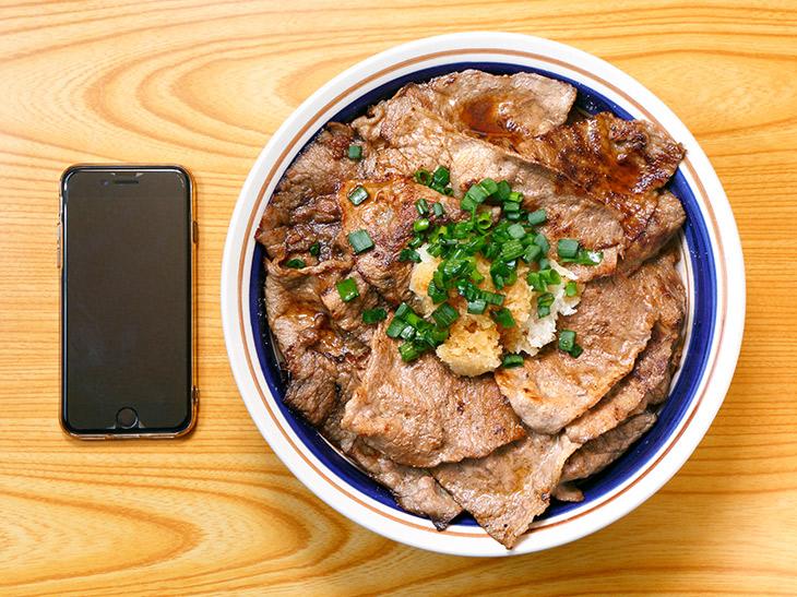 「ブッチャー2号丼」のWどどん盛2600円