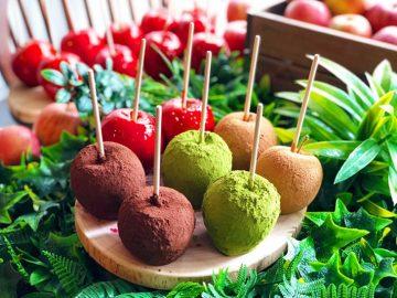 縁日の定番スイーツの専門店が代官山に! りんご飴専門店『Candy apple』の最新りんご飴とは?