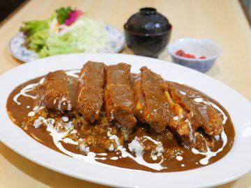 デカくて旨い! 西府『とんきち』で約1.7kgの「ジャンボカツカレー」を食べてきた