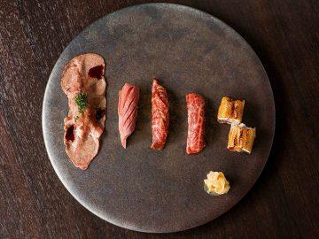 一生に一度は食べたい! 銀座『牛肉寿司 きんたん』の極上肉寿司とは?
