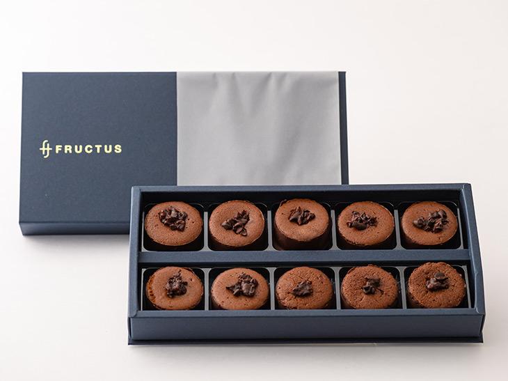 PACARI クーベルチュール100% Petit Cacao 2600円/ecute EDITION