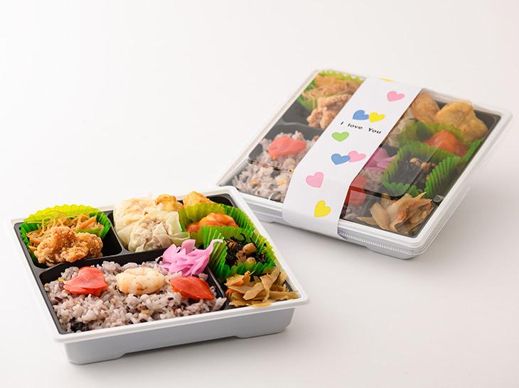 「華膳」864円/謝謝チャイニーズキッチン