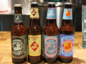 NY発『ブルックリン・ブルワリー』の世界初旗艦店が日本橋「K5」にオープン! ここでしか飲めないビールも