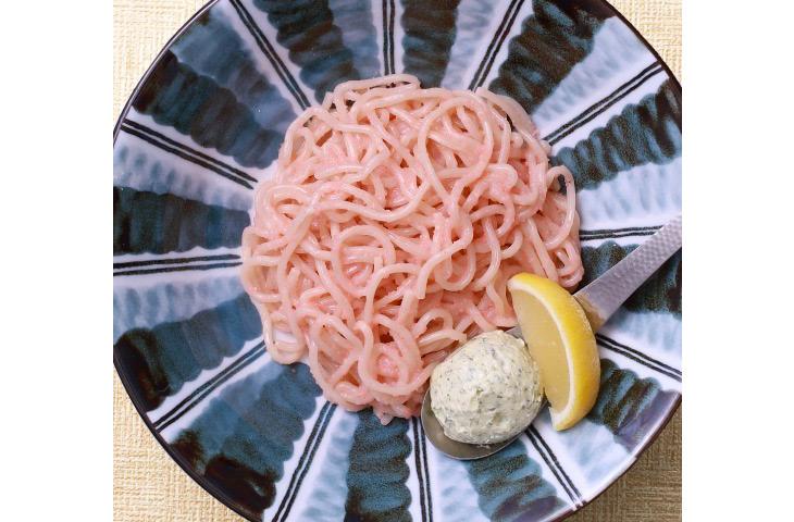 「素たらこスパゲティ」979円(税込)