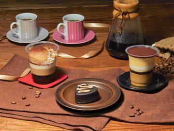 ワンランク上の大人の味がコンビニで! ドトールコーヒー監修のコーヒースイーツ3選