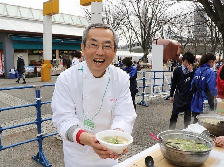 料理研究家、土井善晴氏