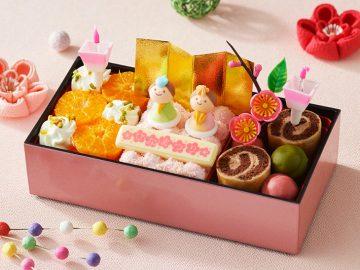 美味しくて可愛いすぎる! ルタオのひな祭り限定「スイーツボックス」に注目!