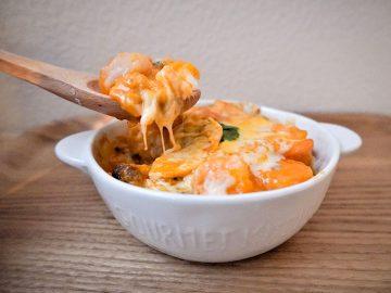 カルディの「海老ドリアの素」が本格的すぎる! パスタもグラタンもスープもあっという間にお店の味に