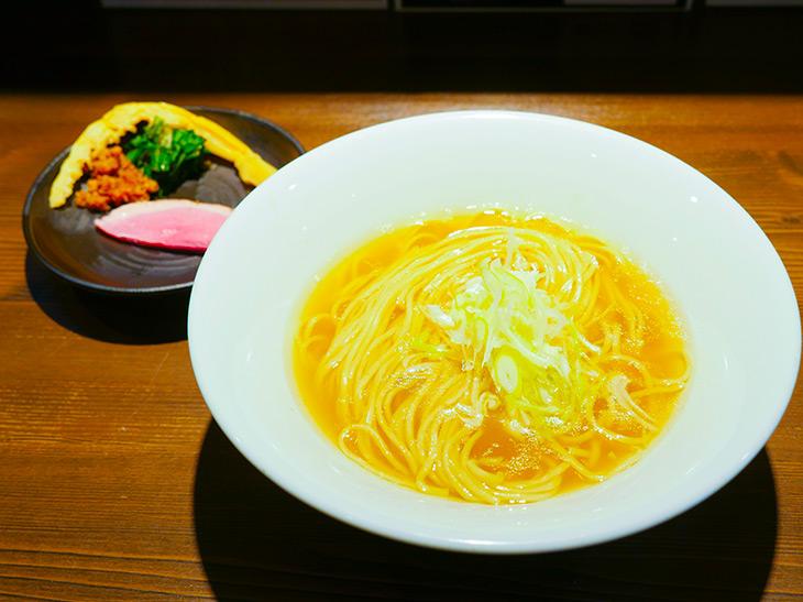 ラーメン官僚が選ぶ2020年上半期の新人王候補『鴨出汁中華蕎麦 麺屋yoshiki』とは?