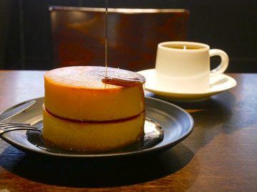 ふわふわ厚焼きホットケーキが大人気! 湯島の名店『みじんこ』に行ってきた