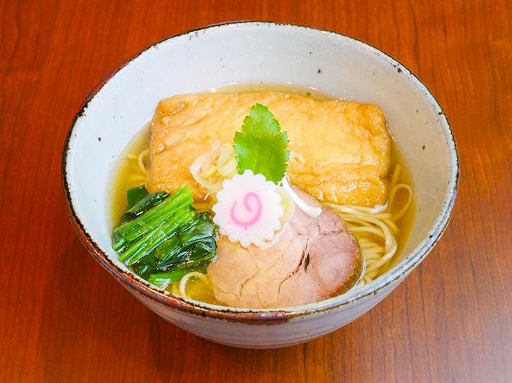 「中華蕎麦」850円