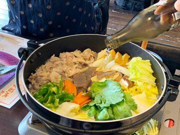 広島・西条の酒蔵で愛され続ける伝説の「美酒鍋」を食べてみた