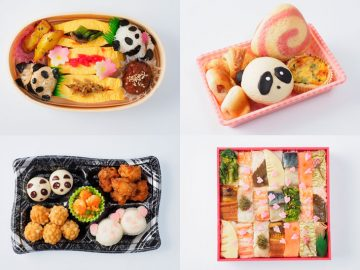 可愛すぎるパンダ弁当も! 上野公園での花見で食べたい最旬「花見弁当」6選