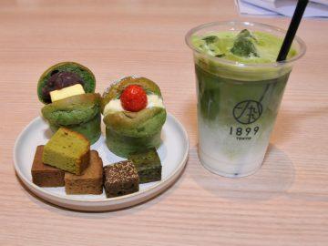 お茶をテーマにした日本茶専門カフェ『CHAYA 1899 TOKYO』に行ってきた