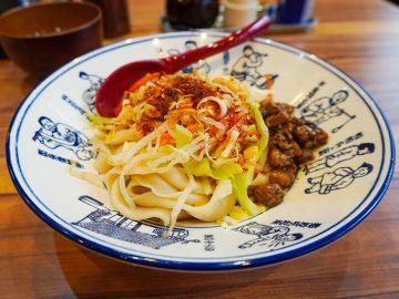 最強のビャンビャン麺はこれ! 神保町『秦唐記』で西安のソウルフード「ヨウポー麺」を食べてきた