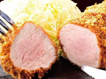 『とんかつ神楽坂さくら』のナイフとフォークで食べるとんかつ「極 ヒレステーキかつ定食」とは?