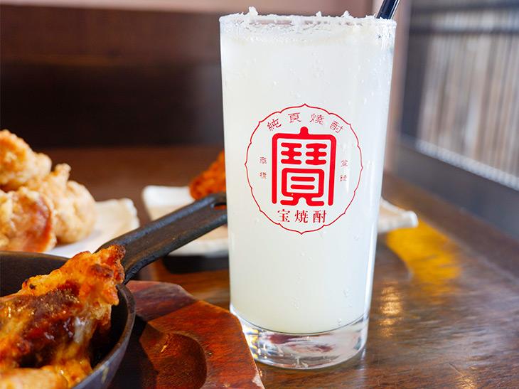真空生搾りレモンサワーはすっきりした味わいで飲みやすい!